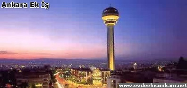 Ankara Ek İş