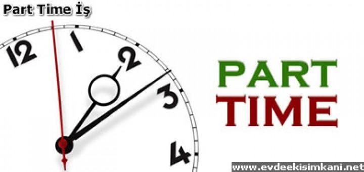 Part Time İş